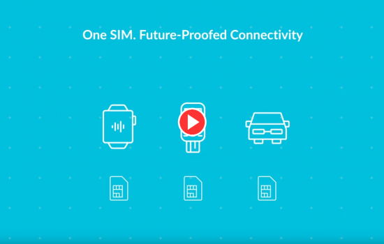 arm: seamless global IoT connectivity - Animation Screen Grab