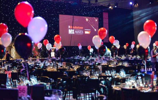 The Manufacturer MX Awards Dinner and Ceremony