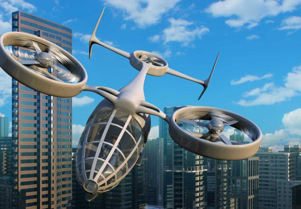 Future of Flight - drones - autonomous - aircraft - aerospace - aviation - image courtesy of Depositphotos.