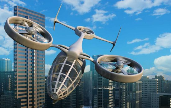 Future of Flight - drones - autonomous - aircraft - aerospace - aviation - image courtesy of Depositphotos.