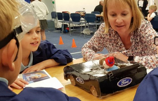 Across the entirety of Primary Engineer's programme, it will have engaged with 70,000+ children across the UK – image courtesy of Primary Engineer.