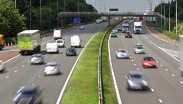 Motorway Traffic Roads Transport Infrastructure - image courtesy of Depositphotos.