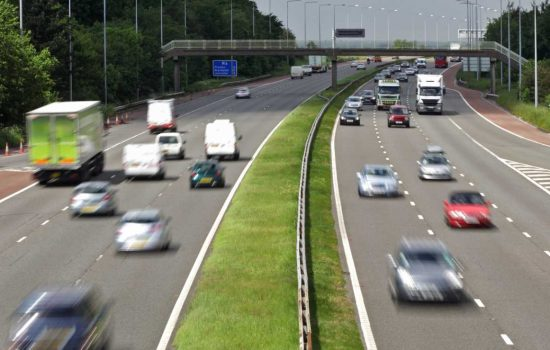 Motorway Traffic Roads Transport Infrastructure - image courtesy of Depositphotos.