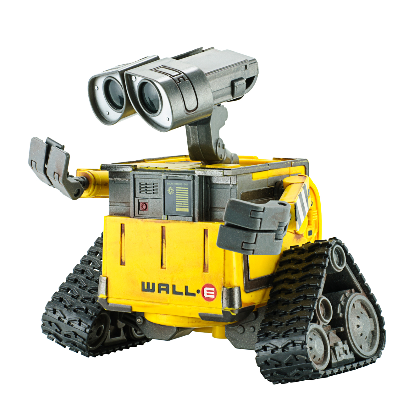 WALL-E robot toy character form WALL-E animation film - image courtesy of Depositphotos.