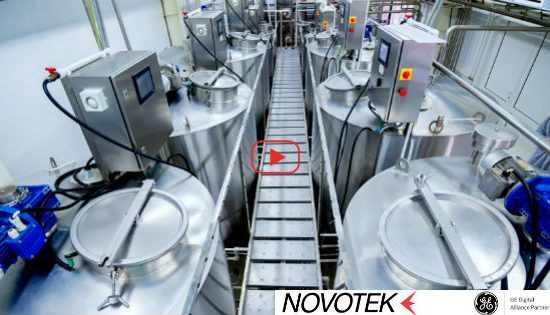 Digital manufacturing journey in Food & Beverage - Milk production Thumbnail