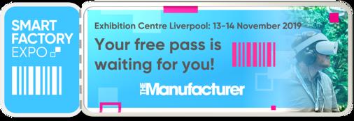 Smart Factory Expo 2019 - Free Pass