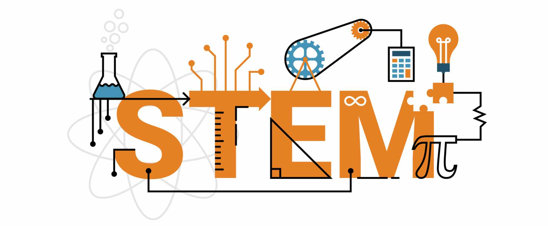 STEM education - image courtesy of Depositphotos.