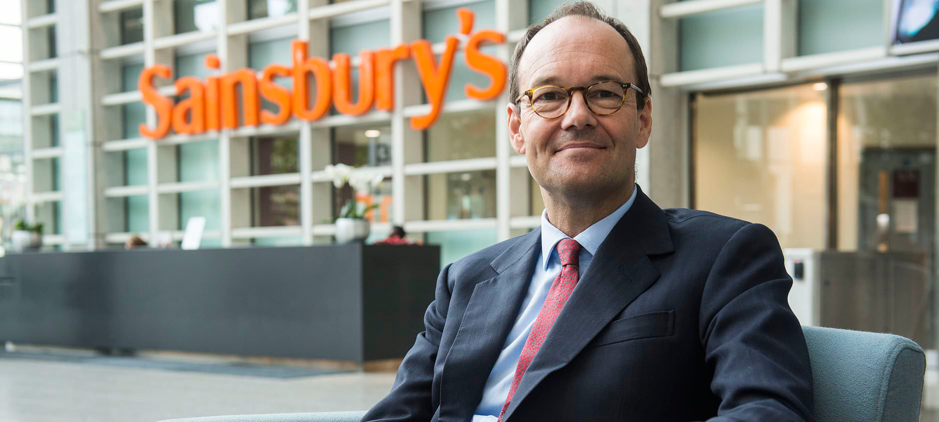 Mike Coupe - CEO J Sainsbury's PLC