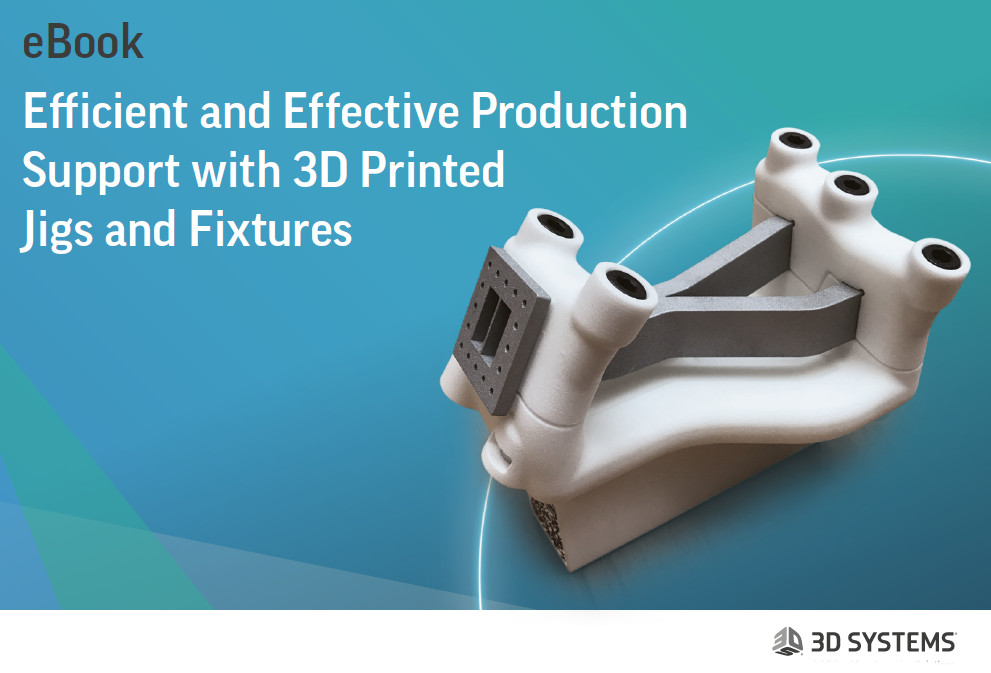 Efficient and Effective Production Support with 3D Printed Jigs and Fixtures - Header Image
