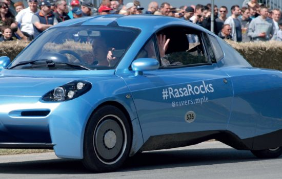 RASA on Track - Riversimple