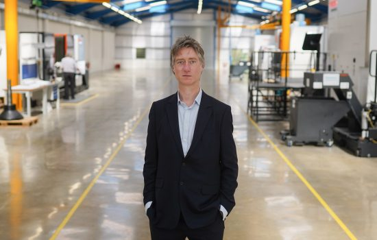 Lontra CEO and founder, Steve Lindsey