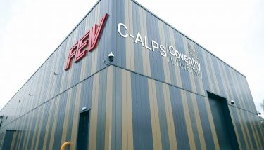 EXT - Centre for Advanced Low Carbon Propulsion Systems (C-ALPS) - External Building