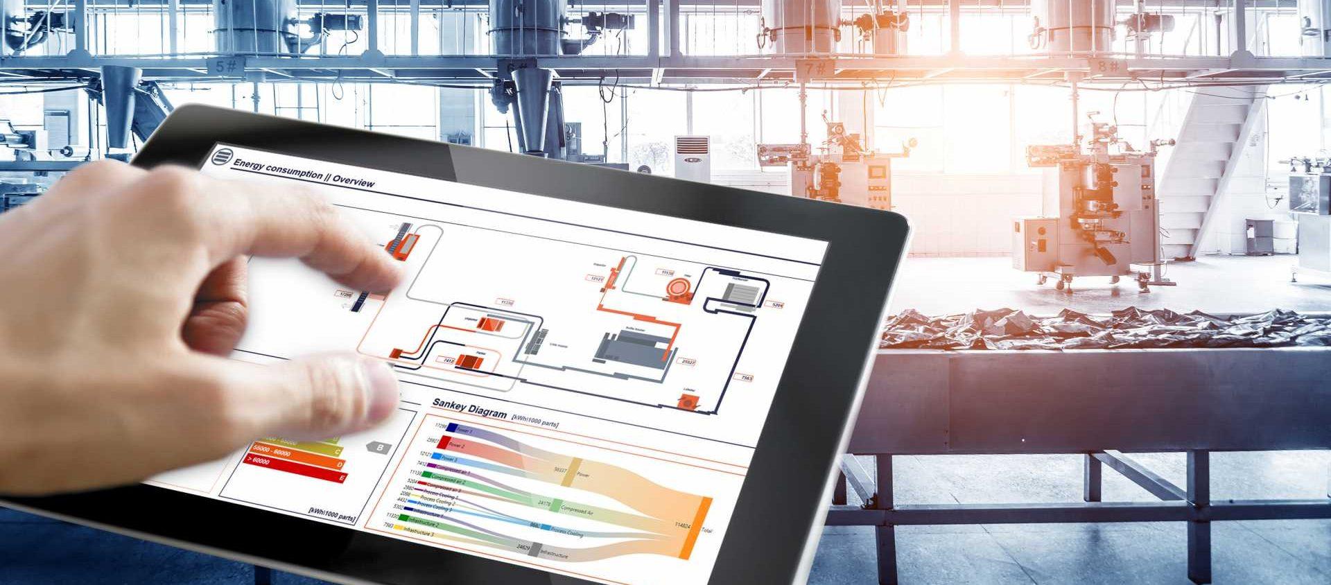 An ergonomic transition to Smart manufacturing - Intelligent Enterprise
