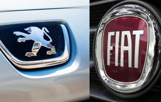 Fiat-Peugeot merger sends shockwaves through British car industry - image courtesy of Depositphotos.