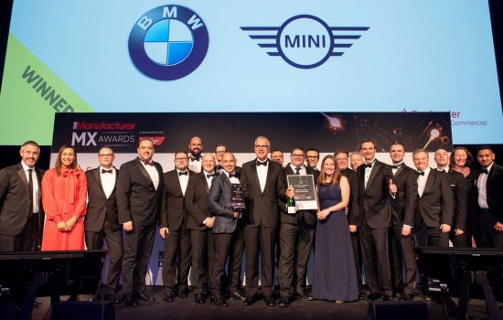 The Manufacturer of the Year 2019: BMW Group Plants Oxford and Swindon - image courtesy of The Manufacturer.