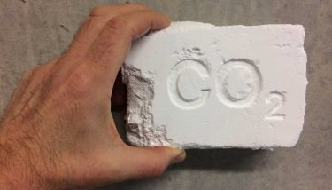 CO2 by-product