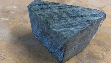 Raw material -magnesium silicate rocks