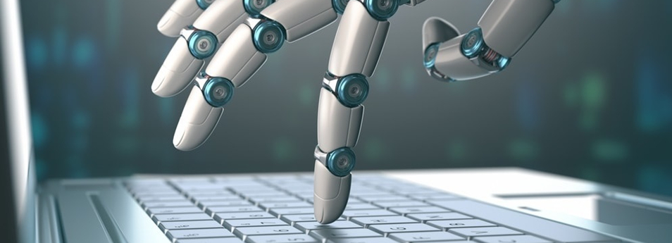 RPA Automation Robotics - STOCK image