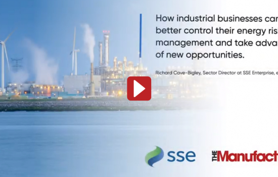 Manufacturers need to better control their energy risk management. Here's how - Thumbnail