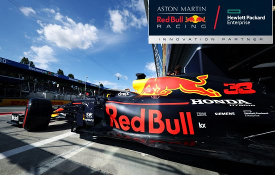 MONZA, ITALY - SEPTEMBER 07: Max Verstappen of the Netherlands driving the (33) Aston Martin Red Bull Racing RB15 leaves the garage during qualifying for the F1 Grand Prix of Italy at Autodromo di Monza on September 07, 2019 in Monza, Italy. (Photo by Mark Thompson/Getty Images)