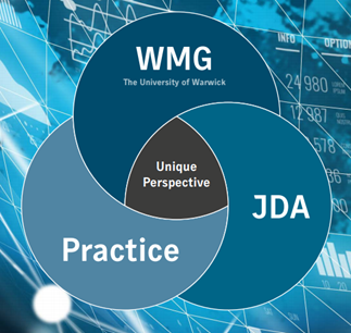 Manufacturing a truly digital supply chain in four steps - JDA WMG - Thumbnail