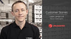 How Lazer Lamps scale and grew 60% yearly using Unleashed Software - Video Screen Grab