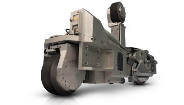 The Cisbot, or Cast Iron Joint Sealing Robot, is deployed to fix the ageing underground pipes