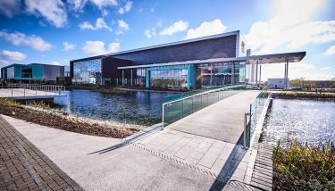 The Manufacturing Technology Centre - image courtesy of the MTC.