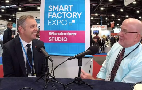 Is your business Future Fit - The Manufacturer Studio - Smart Factory Expo 2019 - Video Thumbnail
