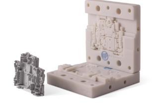 Prototyping with low-run injection molding