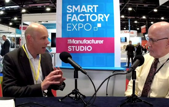 Does your company culture stop you from capitalising on your digital data? - The Manufacturer Studio - Smart Factory Expo 2019 - Video Thumbnail
