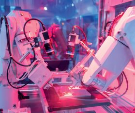 Manufacturing Factory Line Automation Robot Stock - Shutterstock