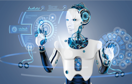 By adopting Robotic Process Automation (RPA), manufacturers can reduce human errors and increase productivity - image courtesy of Atos