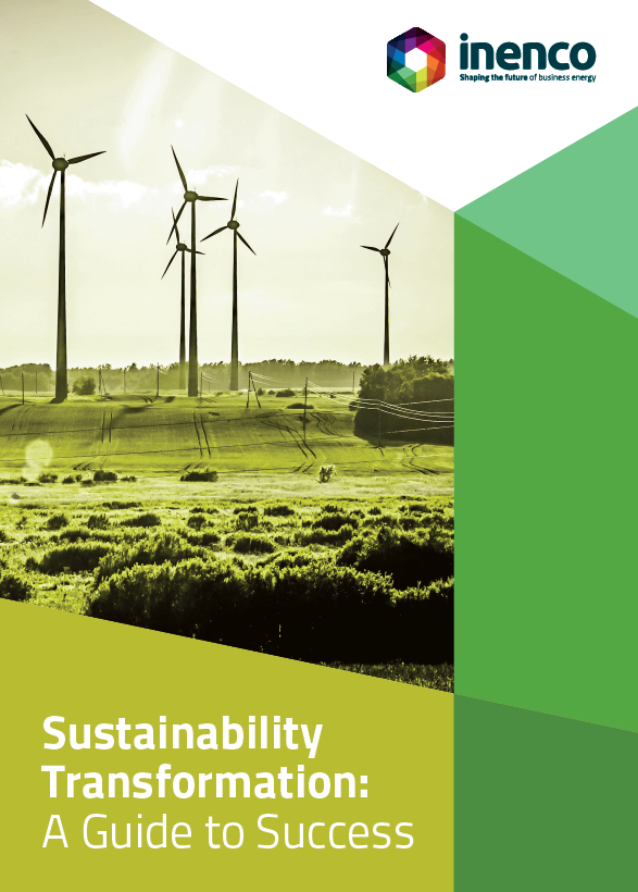 Sustainability Transformation - A Guide to Success - Inenco Jan 2020 White Paper Front Cover
