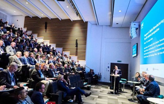 Digitalising Manufacturing Conference 2019 - image courtesy of MTC