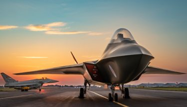 Tempest jet - images courtesy of Rolls-Royce