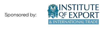 The Manufacturer MX Awards 2019 - International Trade Sponsor - Institute of Export