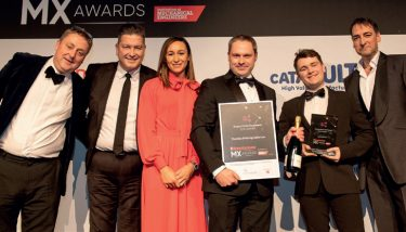 The Manufacturer MX Awards 2019 - Supply Chain Excellence – Domino Printing Sciences