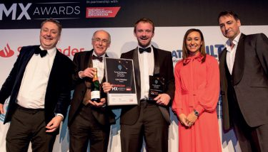 The Manufacturer MX Awards 2019 - Young Manufacturer of the Year Winner - Calvin Wakeford