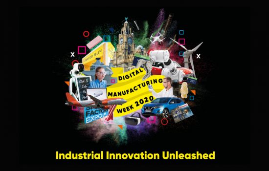Digital Manufacturing Week 2020 logo
