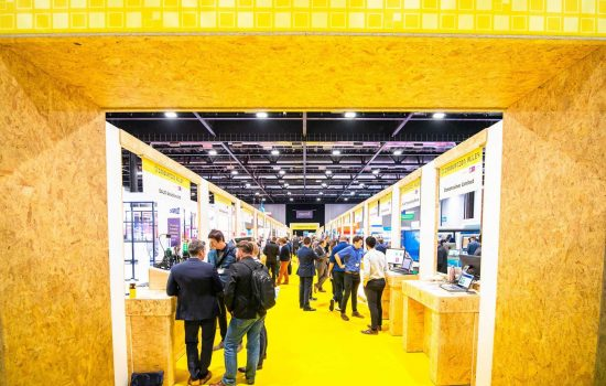 2 Innovation Alley 2019 - image courtesy of The Manufacturer
