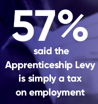 Annual Manufacturing Report 2020 - Apprenticeship Levy