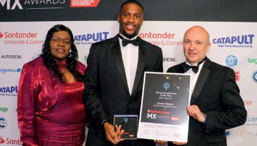 The Manufacturer MX Awards 2019 - Young Manufacturer of the Year Runner Up – Corrie Mayne, Honda UK