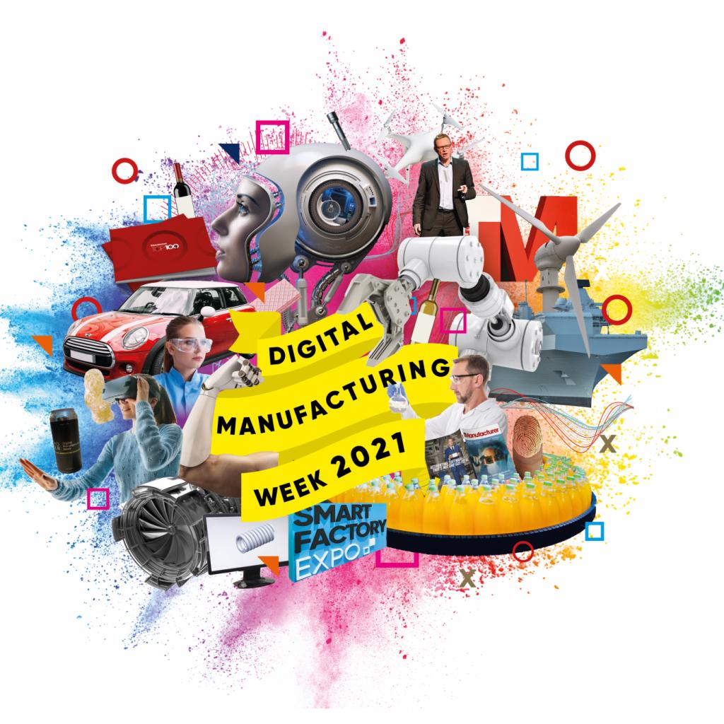 Digital Manufacturing Week 2021