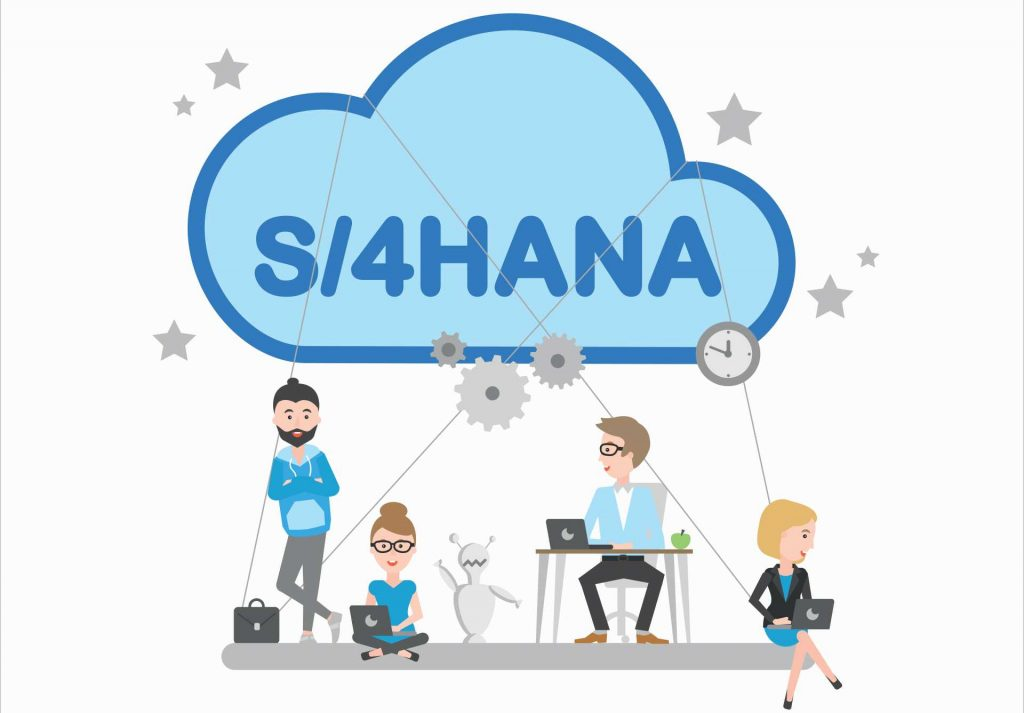 Atos can help you maximize the benefits of Google Cloud Platform for S4HANA - image courtesy of AS