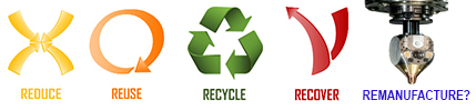 Remanufacturing - We're used to 4Rs of waste prevention. Is there a 5th?