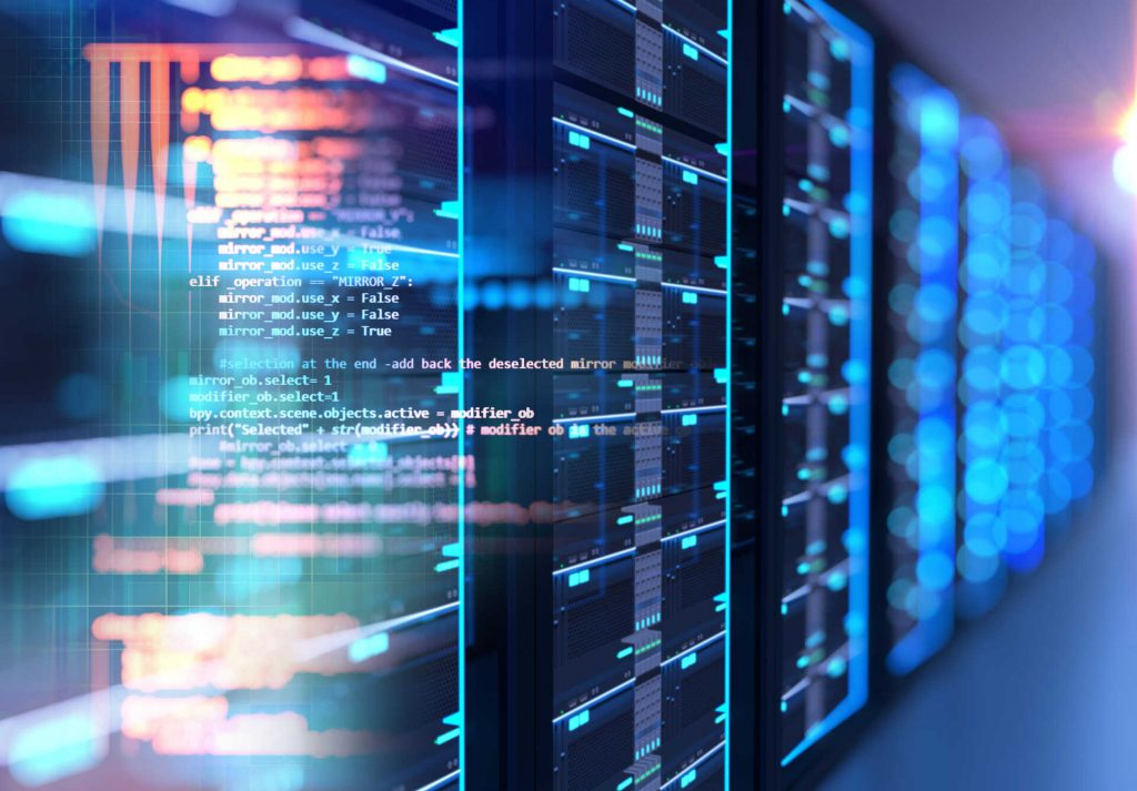 industrial-data automation data - stock image