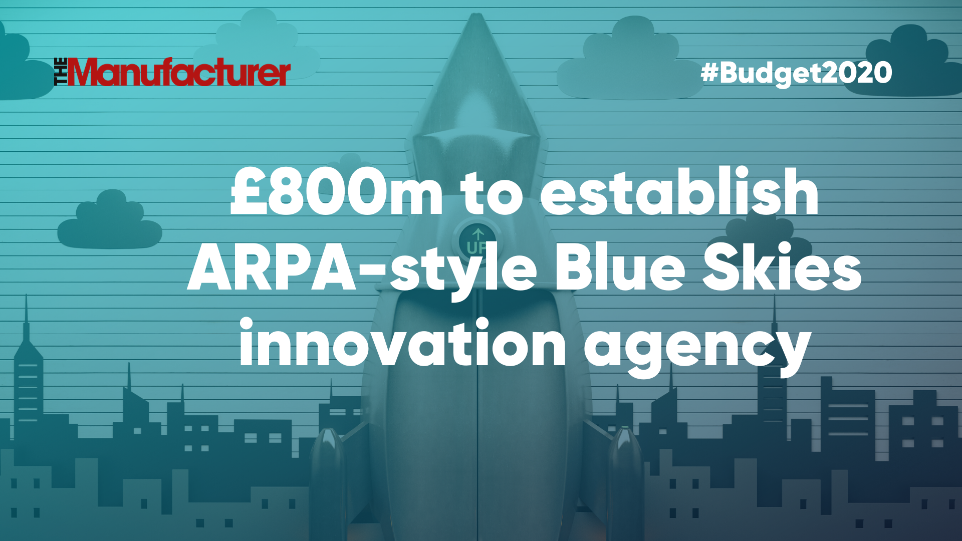 Budget 2020 - ARPA-style innovation agencies