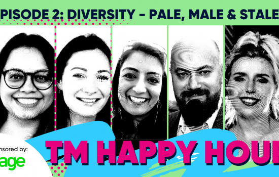 The Manufacturer Podcast TM Happy Hour Episode 2 Title Card