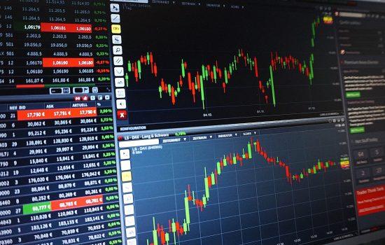 Chart Stock Finance Trade Economy Shares - Image by Csaba Nagy from Pixabay